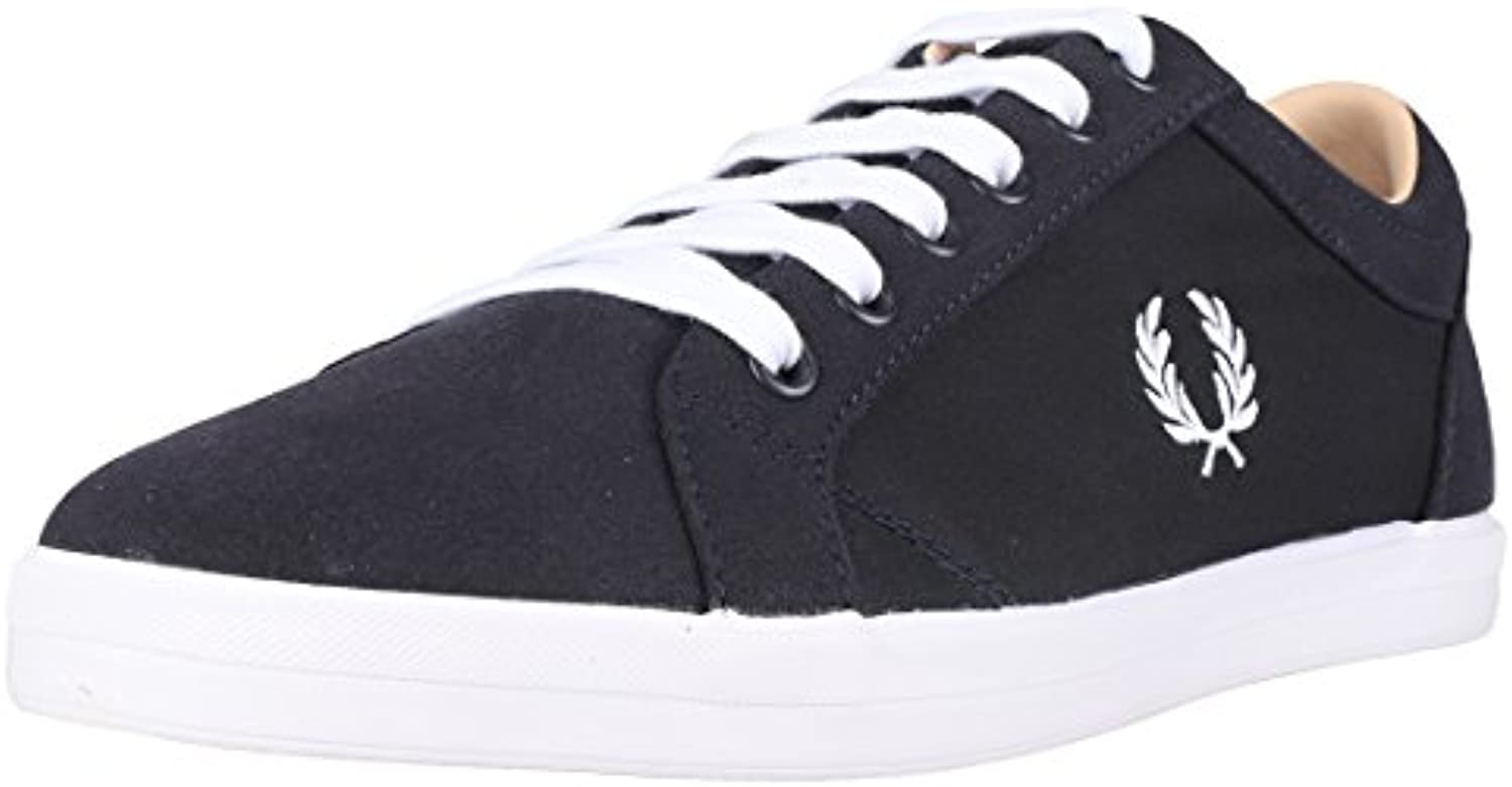 Fred Perry Baseline Poly Navy B3116608  Turnschuhe