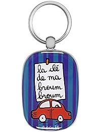 Porte-clés, Derrière La Porte (Broum Broum)