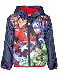Marvel Avengers Regenjacke Winterjacke Jacke für Kinder, Art. 6004,  dunkelblau, Gr. d8c3d9487d