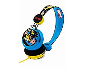 Coloud Wolverine Retro Headphones