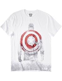 Avengers Assemble Homme Tee-shirt - blanc