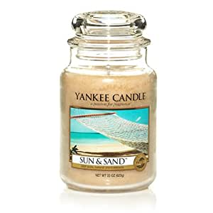 Yankee Candle Large Sun and Sand Jar Candle 1106733