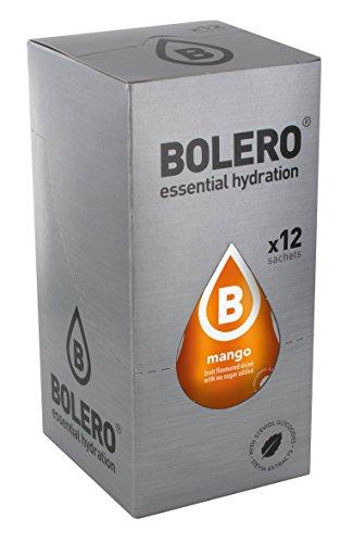 BOLERO DRINK 12 BUSTINE 9GR (TUTTI I GUSTI) (MANGO)