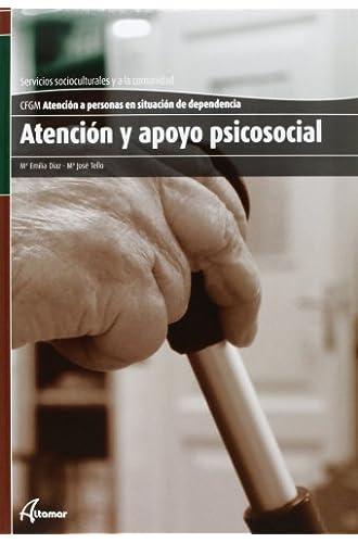 Descargar gratis Atención y apoyo psicosocial de M. J.Tello M. E. Díaz