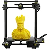 TriGorilla ANYCUBIC 3D Printer with Auto Leveling Build Volume 400 * 400 * 450mm, Ultrabase Heatbed and TITAN Extruder for 1.75mm Filament TUP, PLA, HIPS