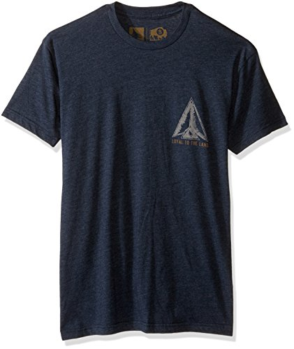 hippytree-token-tee-uomo-heather-navy-s