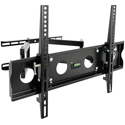 alterung für 32-60 Zoll/33-107 cm LCD/LED/Plasma-TVs mit extrem starker Belastbarkeit bis 50 kg, Schwarz ()