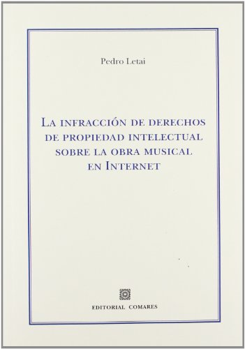Infraccion de derechos de propiedad intelectual sobre obra musical