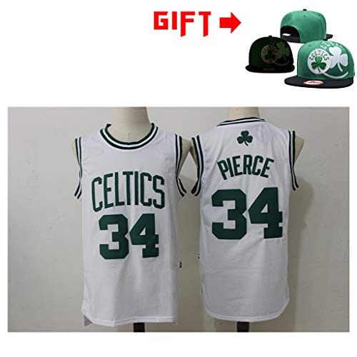 HWHS316 Boston Celtics # 34 Paul Pierce Uniformes