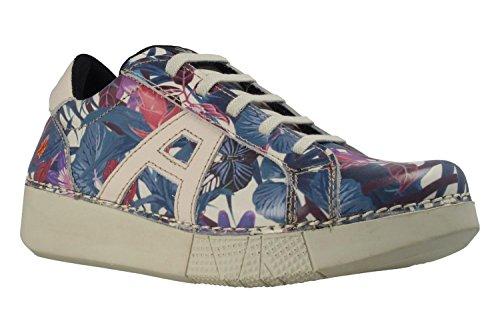 ART Schuhe 1134F Fantasy Blanc Express Hawaii Weiß