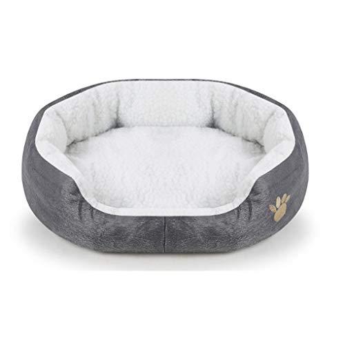 Donad Pet Beds Fleece Extrem weiche warme Herbst und Winter Faltbare Hund Katze Mat Sofa Körbe Puppy Cushion Kennel -