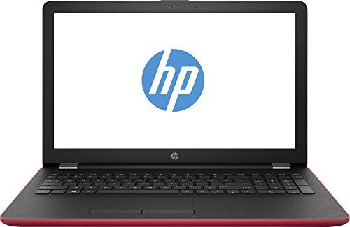 "HP 15-bs505ns 2.50GHz i5-7200U Intel® CoreTM i5 di settima generazione 15.6"" 1366 x 768Pixel Nero, Rosso Computer portatile"