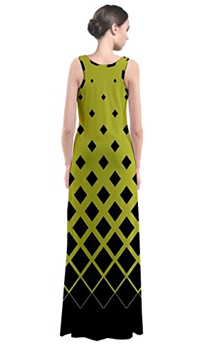 CowCow - Robe - Femme marron moka vert olive