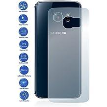 Todotumovil - Protector de Pantalla Cristal Templado para Samsung Galaxy S6 Edge PLUS TRASERO