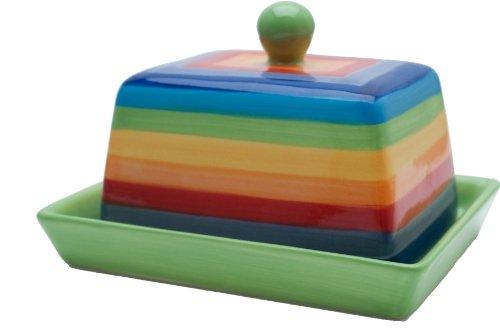 Regenbogen Butter / Margarine Dish