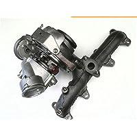 GOWE GT1646 V Motor Turbo 756867 – 0001 756867 – 0002 765261 – 5005S Turbocompresor para