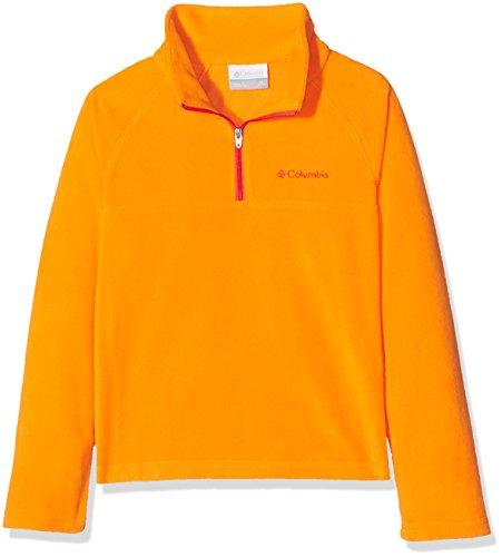 Columbia Jungen Glacial Sportswear 1/2 Zip Fleece M Solarize Columbia Sportswear-fleece-pullover