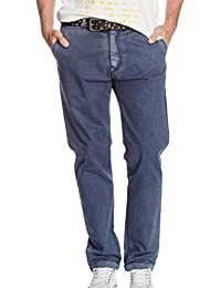Replay, Herren Jeans Hose, FCBarcelona,Denim,schiefergrau used [18379]