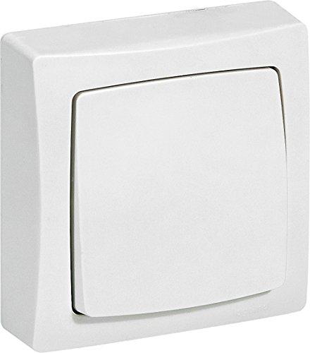 Legrand LEG97600 Interrupteur/Va-et-Vient saillie Blanc