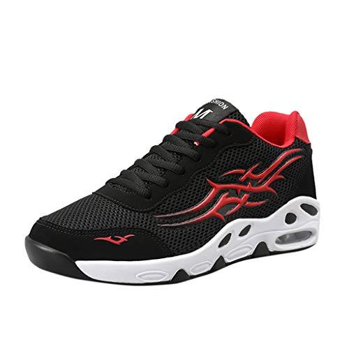 Scarpe Uomo Sportive, feiXIANG Sneakers Scarpe Running Sportive Fitness Antinfortunistica Moda Scarpe da Corsa Comodo Scarpe da Ginnast