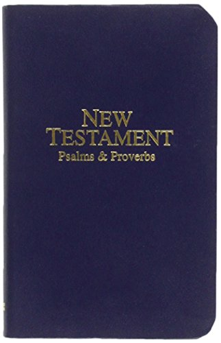 Vest-Pocket New Testament with Psalms & Proverbs-KJV por Not Available