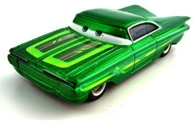 RAMONE #17 w/ Lenticular Eyes Disney / Pixar CARS 1:55 Scale Die-Cast Vehicle by Matt