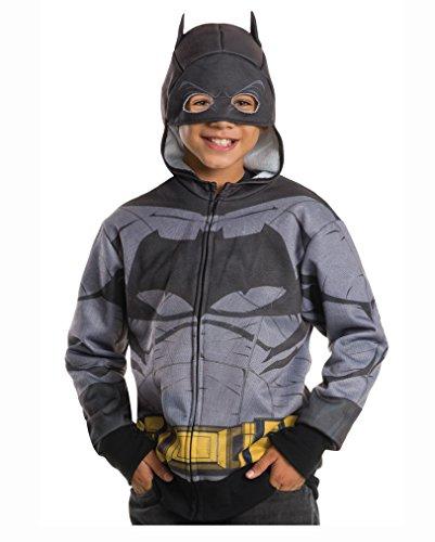 chaqueta con capucha de Batman