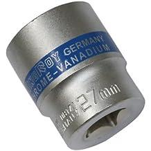 Aerzetix Steckschl/üssel Einsatz Nuss 12 kant 3//4 41 mm