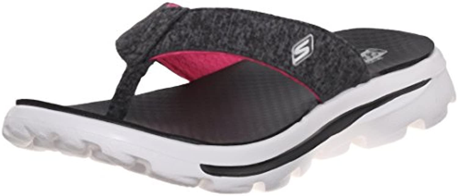 Skechers Kids Go Walk Move Solstice Sandal Little Kid/Big Kid
