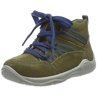 Superfit Baby Jungen Universe Sneaker, Grün (Grün 70), 24 EU