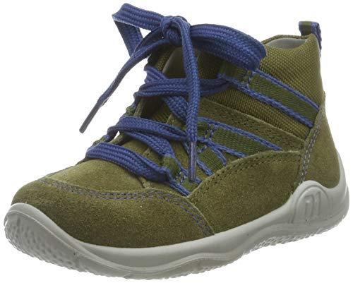Superfit Baby Jungen Universe Sneaker, Grün (Grün 70), 26 EU