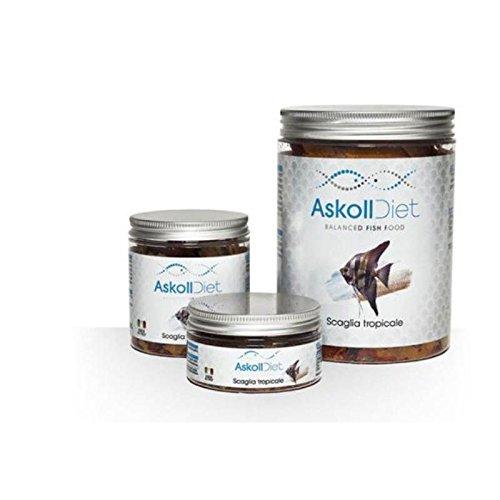 Scaglia Tropical Nourriture pour poissons askolldiet 40 gr