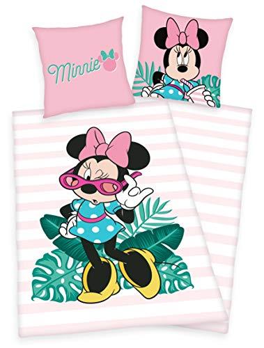 Herding Disney Minnie Mouse - Ropa cama 80x 80cm