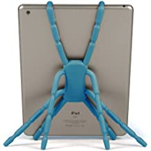 Breffo - Atril de estilo araña para tablets, color azul