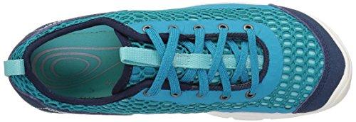 Keen SS17 Lace Chaussure II Mercer blue Womens de Marche CNX Z8wrZqB