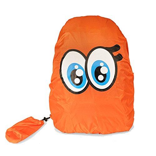 Rucksack Regenhuelle Schulrucksack Regenschutz Wasserdicht