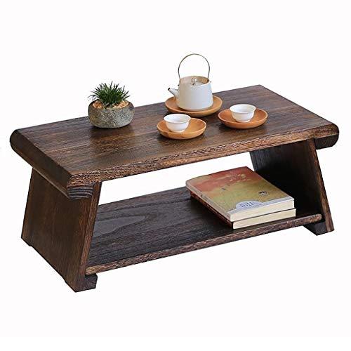 Coffee Tables Mesa de Centro Japonesa con diseño de Tatami, con ...