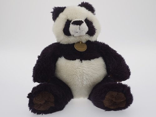 Plush Soft Toy Cuddly Panda from The Suma Collection by Ravensden. 15cm. FRS036