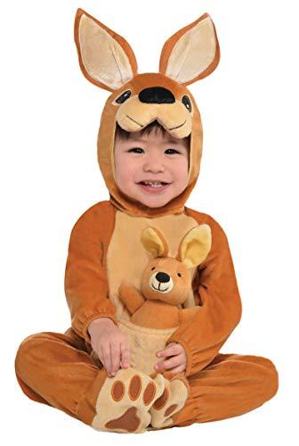 Kinderkostüm Känguru Jumpin Joey