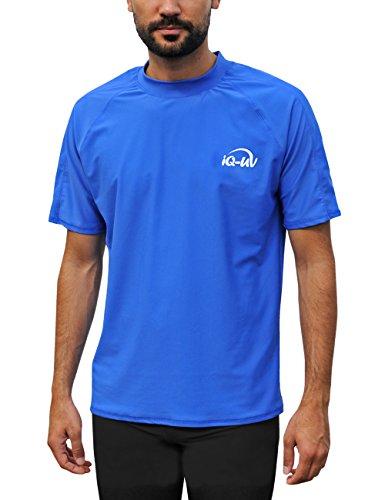 iQ-Company Herren UV-Schutz T-Shirt IQ 300 Watersport, Dark-Blue, XL, 648122_2445