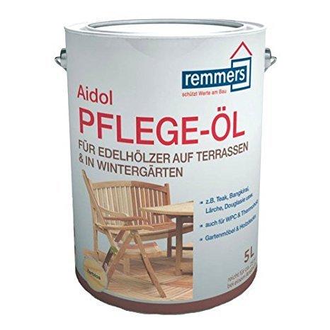Remmers Pflege-Öl - bangkirai 5L
