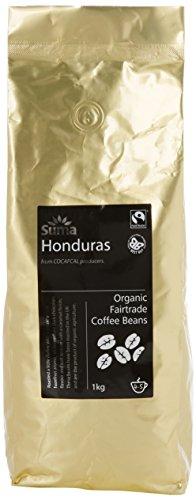 Suma Fairtrade Organic Honduras Coffee Beans 1 kg 41gHF4Kp5YL