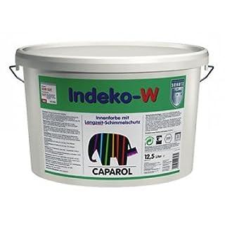 Caparol Wandfarbe Indeko W Schimmelschutzfarbe 12.5 L weiß