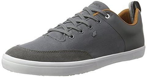 Boxfresh Herren Castel Sneaker, Grau (Grau), 45 EU