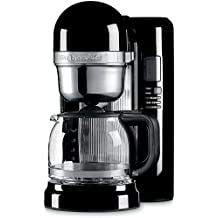 KitchenAid 5KCM1204EOB - Cafetera (Independiente, Máquina de café en cápsulas, 1,7