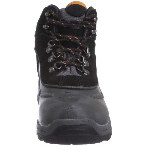 Hi-Tec Sports Verbier 200 Jr, Boots garçon Noir