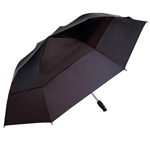 shedrain-2010-black-windjammer-vented-auto-open-jumbo-compact-golf-umbrella-58-inch-arc