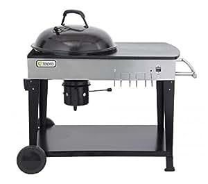 Chariot Barbecue BBQ-Barbecue Portable Design bouilloire