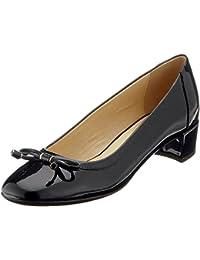 Geox D Carey D, Zapatos de Tacón para Mujer