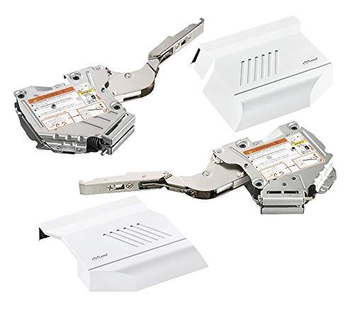 GedoTec Solapa conexiones Aventos HK-S seda